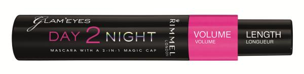 Rimmel Day 2 Night Mascara