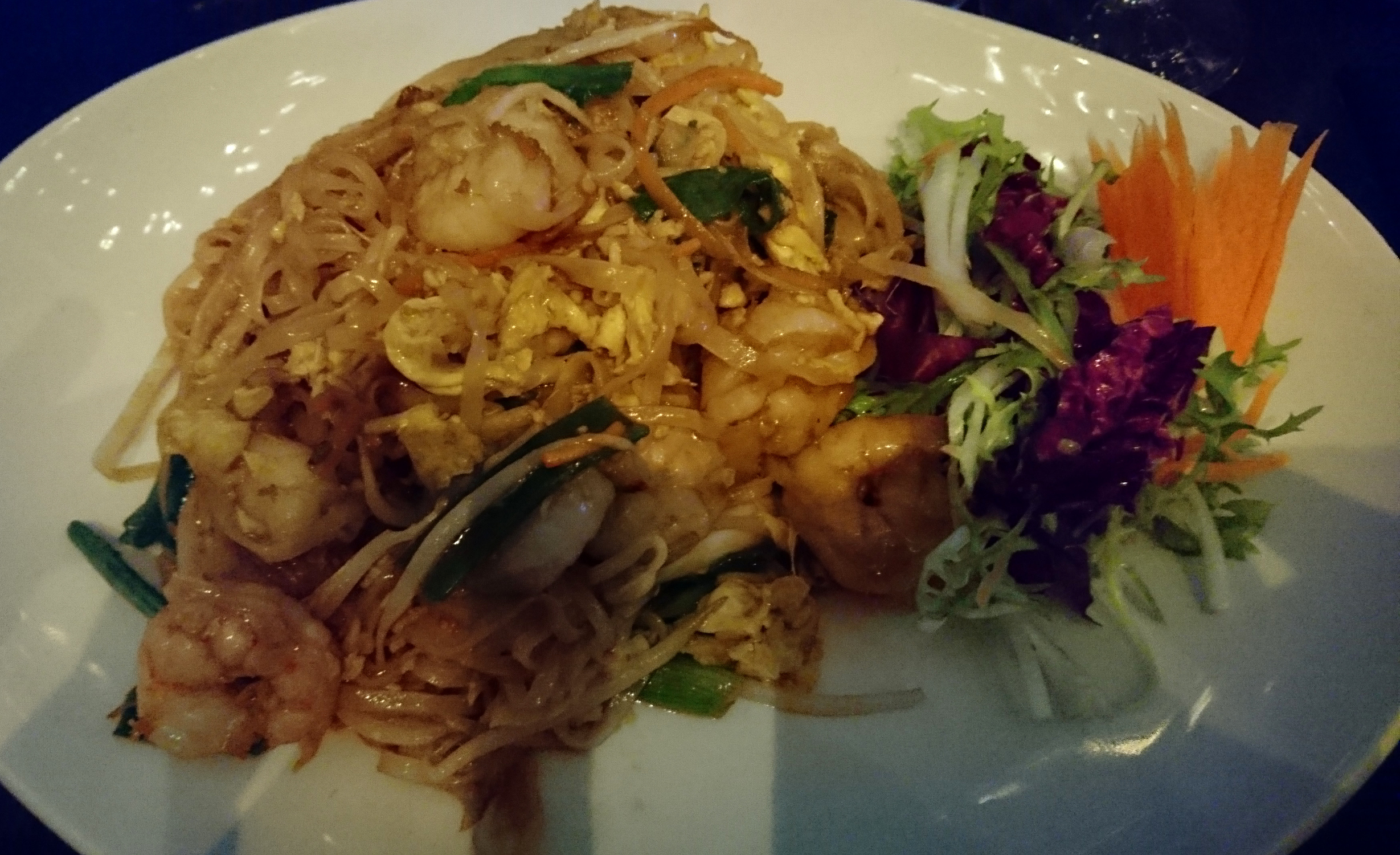 Pad Thai at Siam Thai Malahide