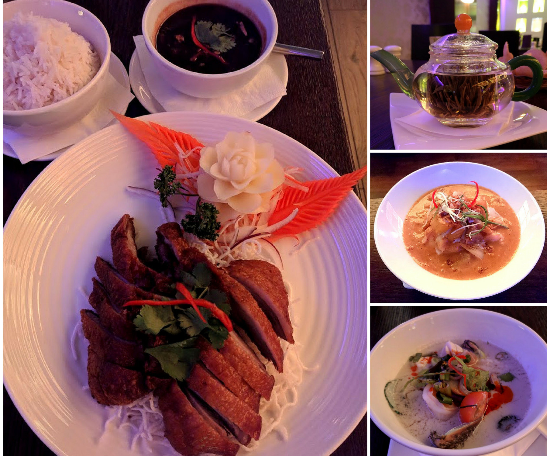 Narra Thai Restaurant, Dublin